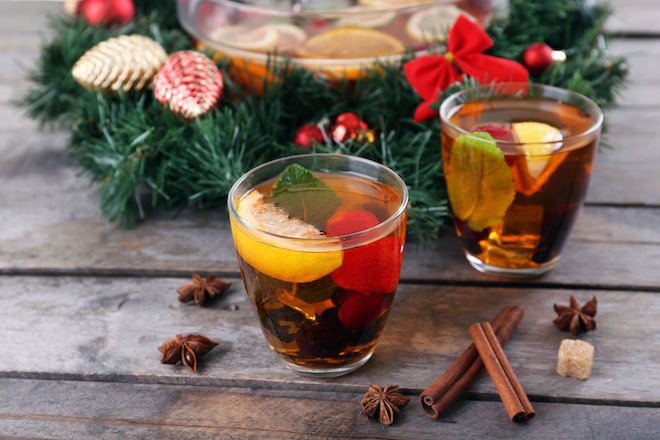 Cocktails d'hiver – 2/pers.