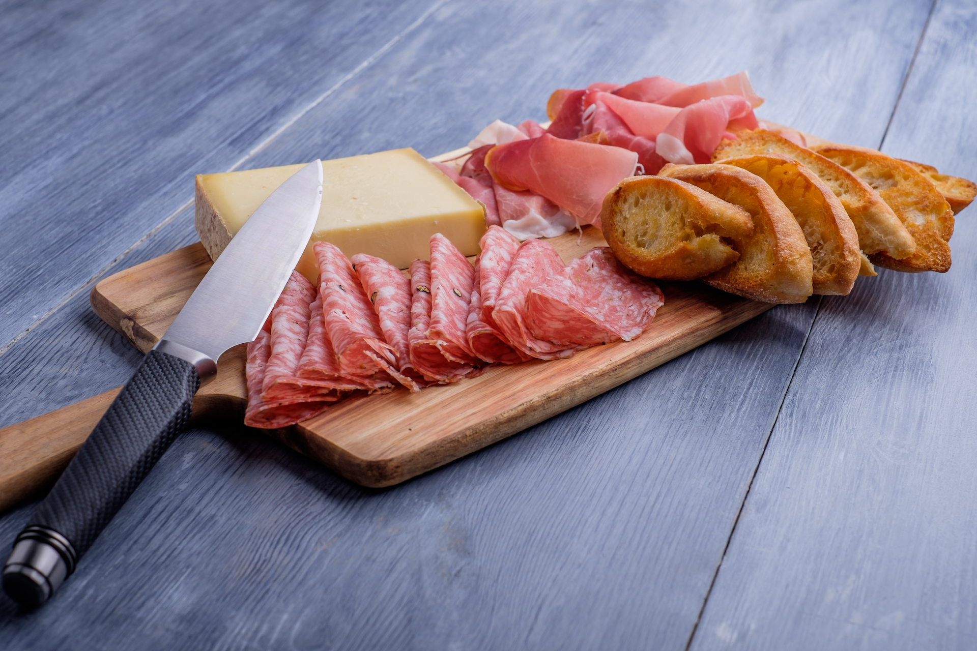 Charcuterie fromage