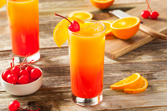 Tequila sunrise 1L